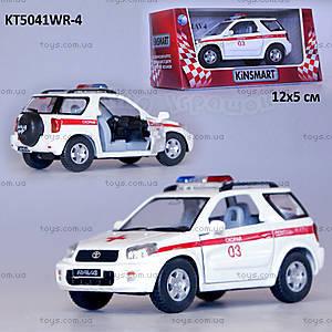 Машина Toyota RAV4 «Скорая помощь», KT5041WR-4