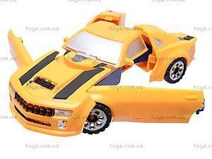 Машина-трансформер игрушечная, WD96-1А, фото