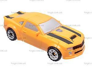 Машина-трансформер игрушечная, WD96-1А, игрушки