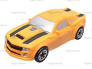 Машина-трансформер игрушечная, WD96-1А, детские игрушки