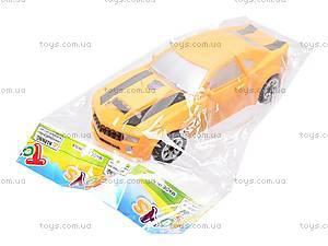 Машина-трансформер игрушечная, WD96-1А