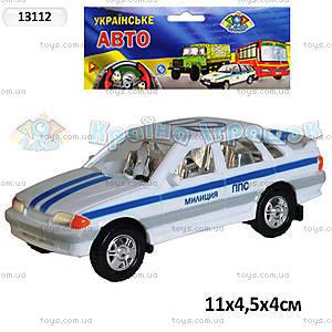 Машина ВАЗ-2115 Милиция, 13112