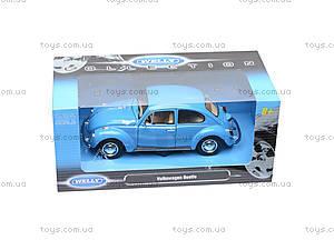 Машина Volkswagen Beetle Hard Top, 22436W, купить
