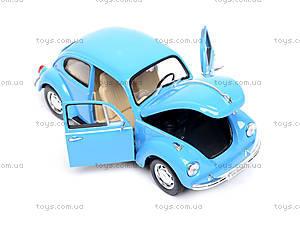 Машина Volkswagen Beetle Hard Top, 22436W, фото
