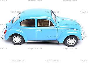Машина Volkswagen Beetle Hard Top, 22436W, отзывы