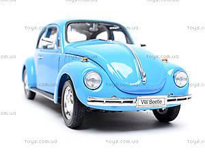 Машина Volkswagen Beetle Hard Top, 22436W, цена