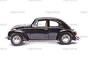Машина Volkswagen Beetle Hard Top, 22436W, toys