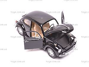 Машина Volkswagen Beetle Hard Top, 22436W, детский