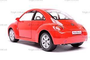 Машина Volkswagen Beetle, современный, 7003W, купить