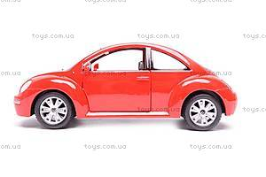 Машина Volkswagen Beetle, современный, 7003W, фото