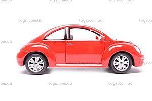 Машина Volkswagen Beetle, современный, 7003W, отзывы