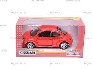 Машина Volkswagen Beetle, современный, 7003W, цена
