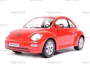 Машина Volkswagen Beetle, современный, 7003W