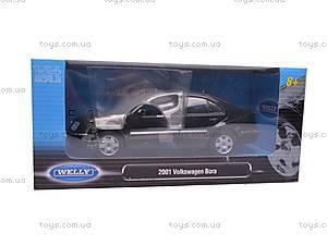 Машина Volkswagen Bora, 22429W, отзывы