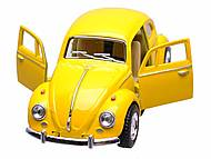 Машина Volkswagen Classical Beetle 1967, KT5057W, toys