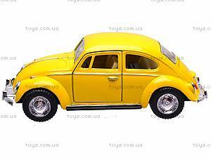 Машина Volkswagen Classical Beetle 1967, KT5057W, купить