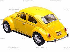 Машина Volkswagen Classical Beetle 1967, KT5057W, фото