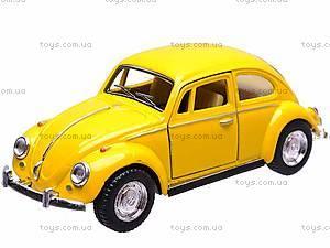 Машина Volkswagen Classical Beetle 1967, KT5057W, цена