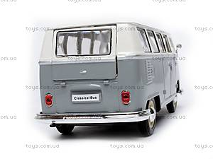 Машина Volkswagen Classical Bus 1962, 22095W, купить