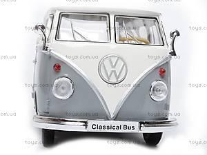 Машина Volkswagen Classical Bus 1962, 22095W, цена