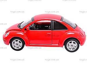 Машина Volkswagen New Beetle, 22080W, купить