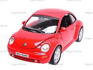 Машина Volkswagen New Beetle, 22080W