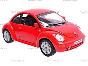 Машина Volkswagen New Beetle, 22080W, toys.com.ua