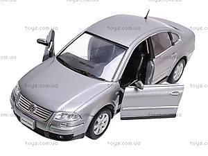 Машина Volkswagen Passat Sedan 2001, 22426W, игрушки