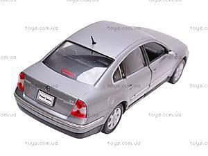 Машина Volkswagen Passat Sedan 2001, 22426W, детские игрушки
