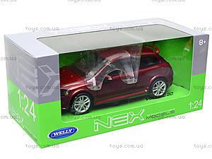 Машина Volvo C30 , 22483W, детские игрушки