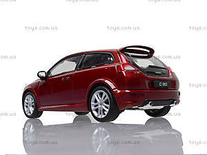 Машина Volvo C30 , 22483W, магазин игрушек