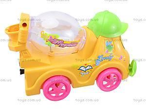 Машина заводная «Бетон», 169, игрушки