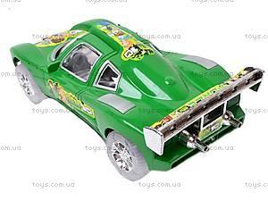 Машинка Ben10 музыкальная, 86002B, игрушки