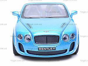 Машинка Bentley Continental, KT5353W, цена