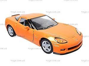 Машинка Chevrolet Corvette Z06, KT5320W, купить