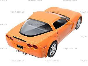 Машинка Chevrolet Corvette Z06, KT5320W, цена