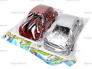 Машинка детская инерционная, 4 вида, CD2012-164