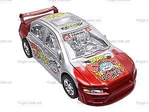 Машинка детская инерционная, 9578-4/2, фото