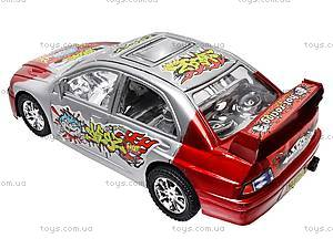 Машинка детская инерционная, 9578-4/2, цена