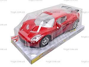 Машинка детская, инерционная, 8874-1, магазин игрушек