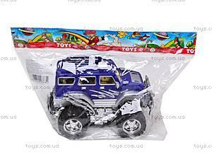 Машинка детская инерционная «Джип», 369-P, отзывы