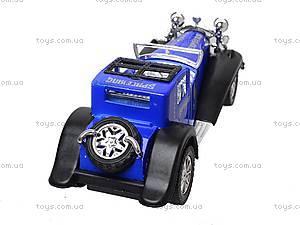 Машинка детская инерционная, игрушечная, 8818B, купить