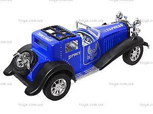 Машинка детская инерционная, игрушечная, 8818B, отзывы