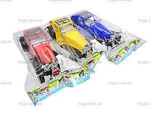 Машинка детская инерционная, игрушечная, 8818B