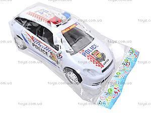 Машинка детская инерционная «Полиция», 23018-4