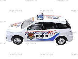 Машинка детская инерционная «Полиция», 23018-4, цена