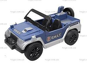 Машинка детская Swat, 999-063F, фото