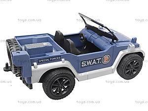Машинка детская Swat, 999-063F, отзывы