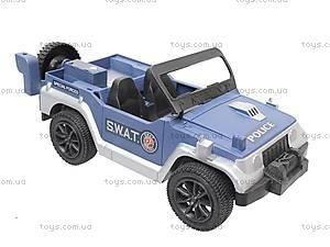 Машинка детская Swat, 999-063F, детские игрушки