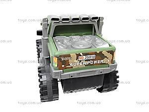 Машинка «Джип» детская, 25018-1, купить